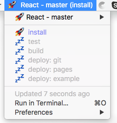 Image preview of Gitlab CI plugin.