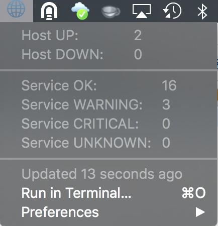 Image preview of Icinga2 Status plugin.