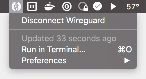 Image preview of Wireguard plugin.