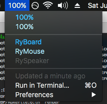 Image preview of Bluetooth Inspector plugin.