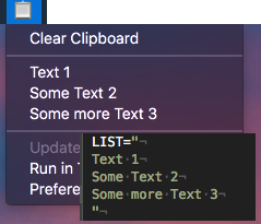 Image preview of Copy to Clipboard plugin.