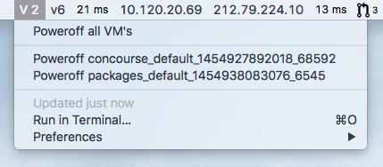 Image preview of Virtualbox VM status plugin.